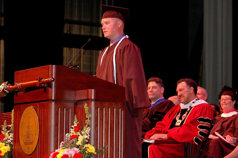 Graduation Commencement Speech