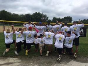 Team Makin' Lemonade getting it done! #OneTeamOneFight